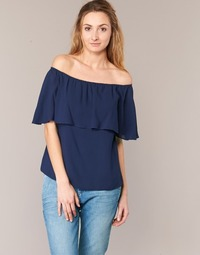 Abbigliamento Donna Top / Blusa Betty London GIVATE Marine