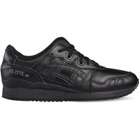 Scarpe Sneakers Asics Lifestyle Asics Gel-Lyte III  HL6A2-9090 nero