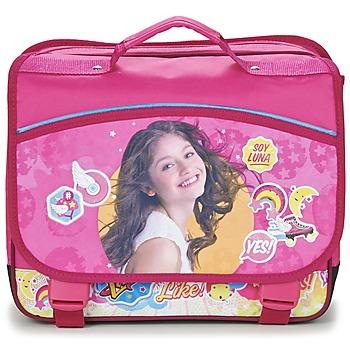Borse Bambina Cartelle Disney SOY LUNA CARTABLE 38CM Rosa