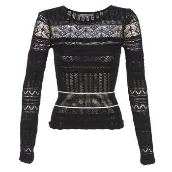 Abbigliamento Donna Maglioni Morgan MARAI Nero