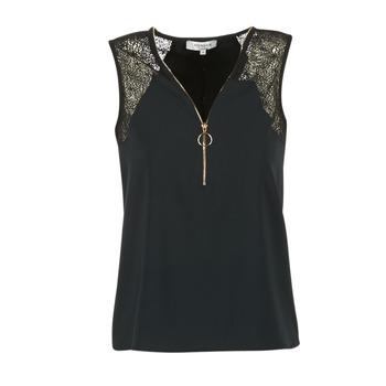 Abbigliamento Donna Top / Blusa Morgan OBLOW Nero