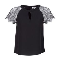 Abbigliamento Donna Top / Blusa Morgan OMA Nero