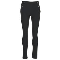 Abbigliamento Donna Pantaloni 5 tasche Morgan PSHAPA Nero
