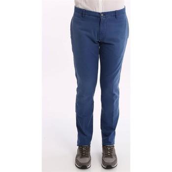 Abbigliamento Uomo Pantaloni 5 tasche Berwich PANTALONE  BLU Blue