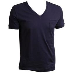 Abbigliamento Uomo T-shirt maniche corte Paolo Pecora T-SHIRT Blue