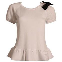 Abbigliamento Donna Top / Blusa Red Valentino MAGLIA White