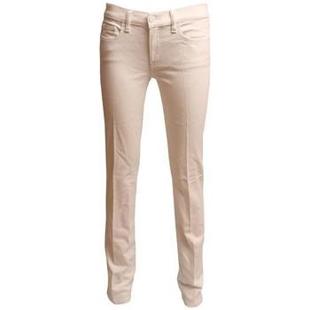 Abbigliamento Donna Jeans Tory Burch JEANS  BIANCO White