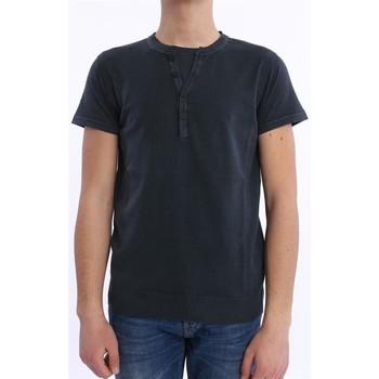 Abbigliamento Uomo T-shirt maniche corte Daniele Fiesoli GILET T-SHIRT ANTRACITE Grey