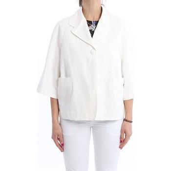 Abbigliamento Donna Giacche / Blazer I'm Isola Marras CABAN  BIANCO White