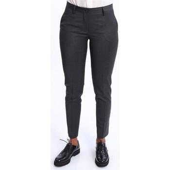 Abbigliamento Donna Pantaloni da completo Brian Dales PANTALONI TASCHE AMERICA Grey