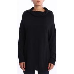 Abbigliamento Donna Maglioni I'm Isola Marras MAGLIONE  NERO MODELLO OVER Black