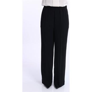 Abbigliamento Donna Pantaloni morbidi / Pantaloni alla zuava I'm Isola Marras PANTALONE  NERO Black
