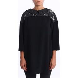 Abbigliamento Donna Tuniche I'm Isola Marras TUNICA  NERA Black