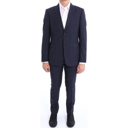 Abbigliamento Uomo Completi Z Zegna ZEGNA ABITO BLU Blue