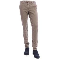 Abbigliamento Uomo Pantaloni 5 tasche Pto5 PANTALONE  BEIGE MODELLO INVADERS Beige