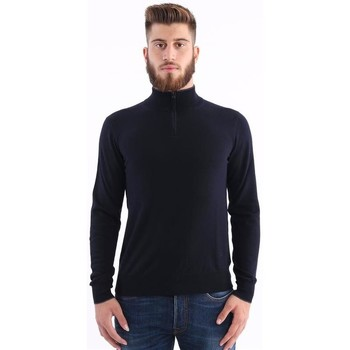 Abbigliamento Uomo Maglioni Fay DOLCEVITA BLU Blue
