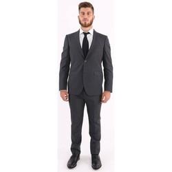 Abbigliamento Uomo Completi Etro ABITO  IN LANA GRIGIO SCURO Grey