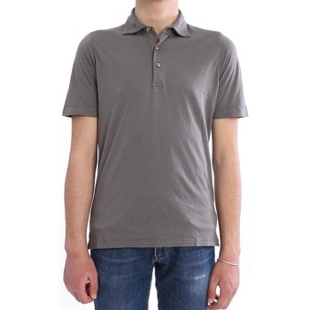 Abbigliamento Uomo Polo maniche corte H953 POLO IN JERSEY Grey