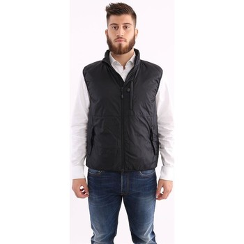 Abbigliamento Uomo Gilet / Cardigan Aspesi GILET NERO Black