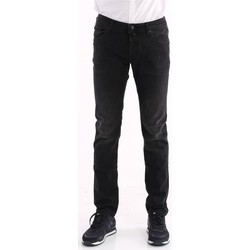Abbigliamento Uomo Jeans Jacob Cohen JEANS  IN DENIM NERO Black