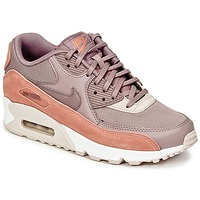 Scarpe Donna Sneakers basse Nike AIR MAX 90 W TAUPE / Rosa