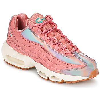 Scarpe Donna Sneakers basse Nike AIR MAX 95 SE W Rosa