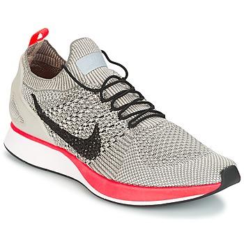Scarpe Donna Sneakers basse Nike AIR ZOOM MARIAH FLYKNIT RACER PREMIUM W Grigio / Rosa