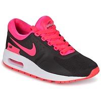 Scarpe Bambina Sneakers basse Nike AIR MAX ZERO ESSENTIAL GRADE SCHOOL Nero / Rosa