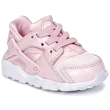 Scarpe Bambina Sneakers basse Nike HUARACHE RUN SE TODDLER Rosa