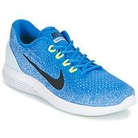 Scarpe Uomo Running / Trail Nike LUNARGLIDE 9 Blu