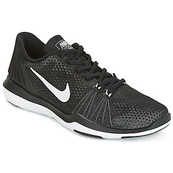 Scarpe Donna Fitness / Training Nike FLEX SUPREME TRAINER 5 W Nero / Bianco