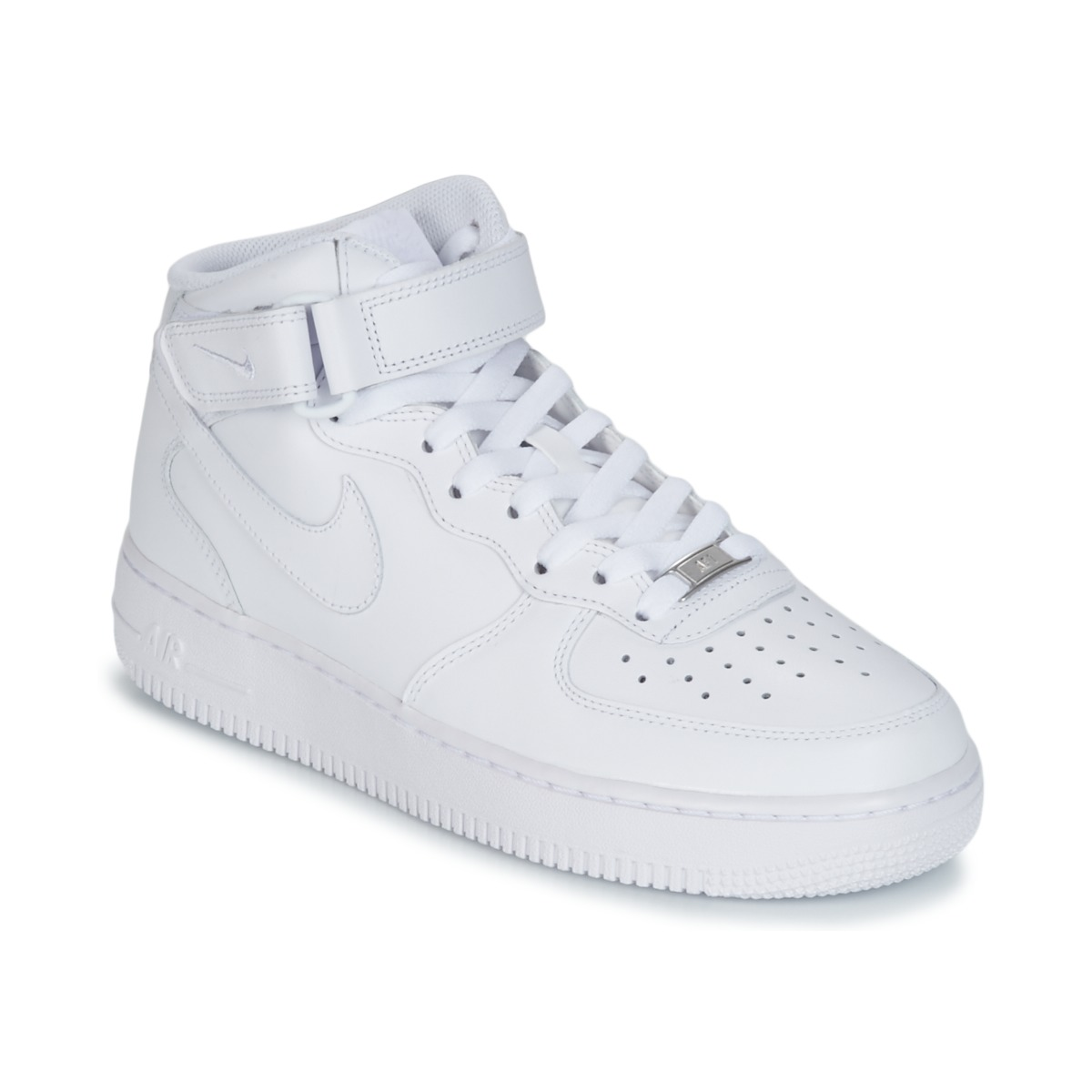 nike air force 1 bianche 43 alte uomo