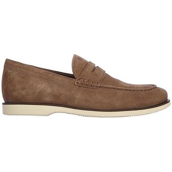 Scarpe Uomo Mocassini Hogan MOCASSINI MARRONI Brown