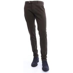 Abbigliamento Uomo Pantaloni Berwich PANTALONI UOMO  MARRONE Brown