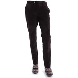 Pantaloni 5 tasche Etro PANTALONI UOMO  IN VELLUTO MARRONE