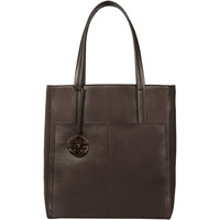 Borse Donna Tote bag / Borsa shopping Silvio Tossi - Swiss Label Borsetta marrone