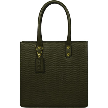 Borse Donna Tote bag / Borsa shopping Poon Switzerland Borsetta verde