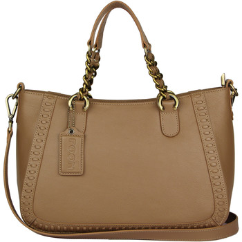Borse Donna Tote bag / Borsa shopping Poon Switzerland Borsetta beige
