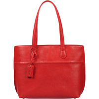 Borse Donna Tote bag / Borsa shopping Poon Switzerland Borsetta rosso