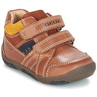 Scarpe Bambino Sneakers basse Geox B N.BALU' B. B Marrone