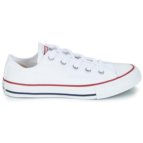 Star Consegna Basse Ox Sneakers 3830 BiancoOptical Chuck Taylor Scarpe Core Converse Bambino Gratuita All 80mwvnN