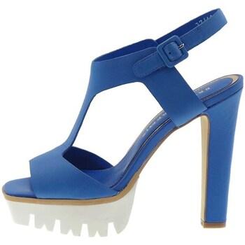 Scarpe Donna Sandali Bruno Premi F3402 Sandalo Donna Bluette Bluette