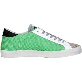 Sneakers basse Date D.a.t.e. HILL LOW-99 Sneakers Uomo Pelle/tessuto  Verde