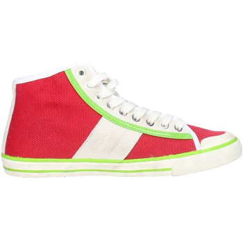 Scarpe Donna Sneakers basse Date TENDER HIGH-92 ROSSO