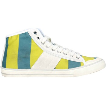 Scarpe Donna Sneakers basse Date TENDER HIGH-93 GIALLO