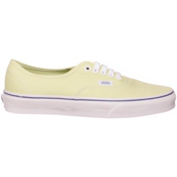 Scarpe Sneakers basse Vans Authentic Shadow Lime/True White