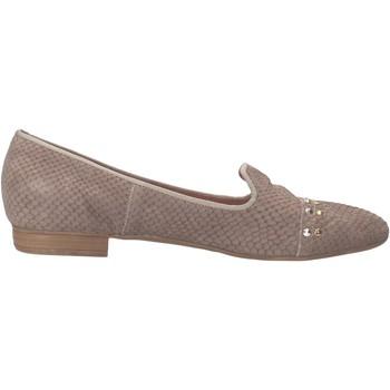 Scarpe Donna Mocassini Carmens Padova scarpe donna  mocassini grigio pelle pitonata AF36 grigio