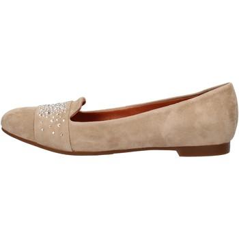 Scarpe Donna Mocassini Carmens Padova scarpe donna  mocassini beige camoscio AF37 beige