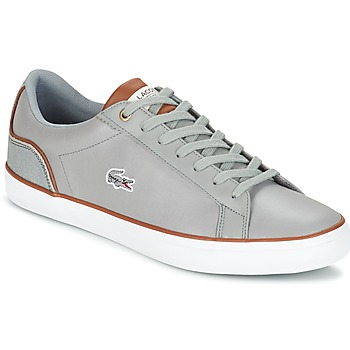 Scarpe Uomo Sneakers basse Lacoste LEROND 3 Grigio / Marrone