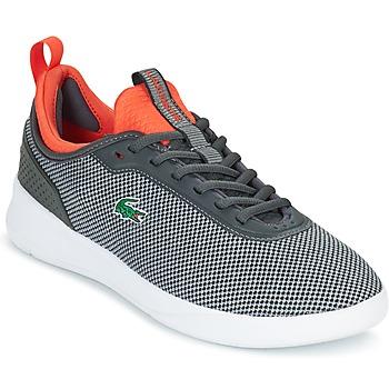 Scarpe Uomo Sneakers basse Lacoste LT SPIRIT 2.0 Grigio / Rosso